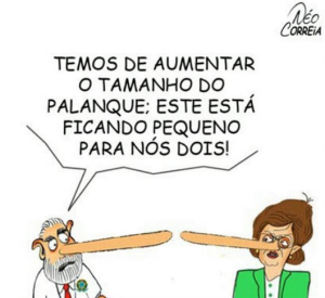 2014-05-25 Lula Dilma mentirosos
