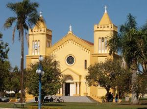 2014-08-14 A Cruz - Igreja